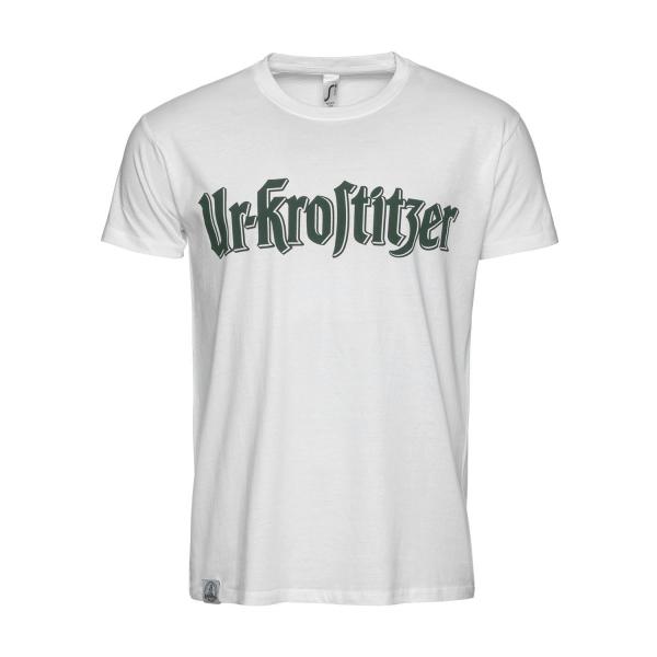 Ur-Krostitzer T-Shirt Klassik weiß
