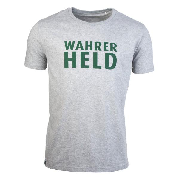 Ur-Krostitzer T-Shirt 'WAHRER HELD' v.2
